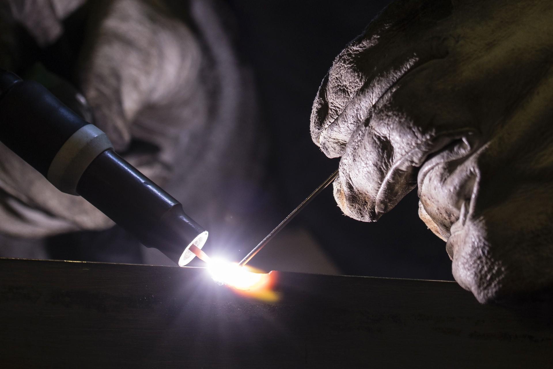 Saldatura metalli: acciaio inox, alluminio e ferro a Bergamo